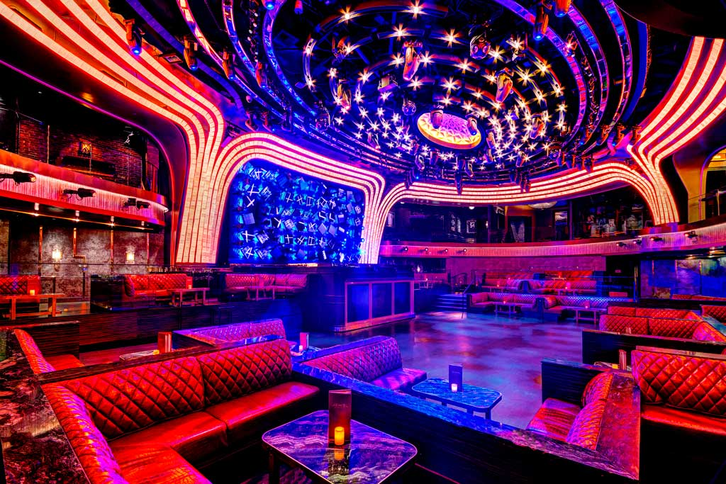 Jewel Nightclub, Las Vegas