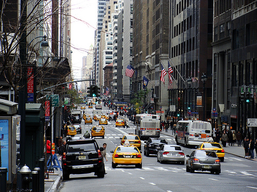 Madison Avenue, New York
