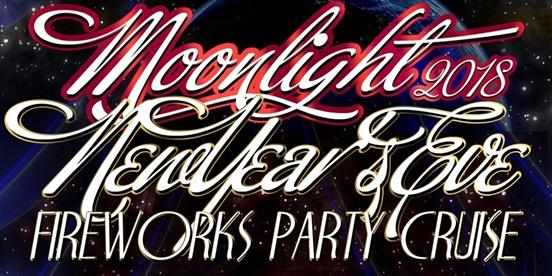 Moonlight NYE Fireworks Party Cruise