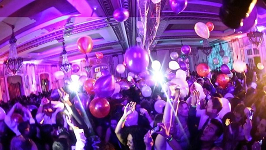 NYE International Ball, Palace Hotel, San Francisco