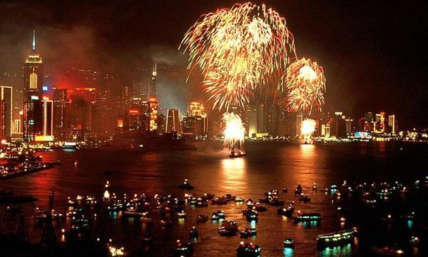 New Years Eve Cruise