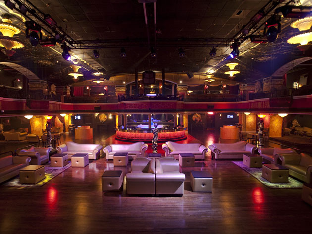 Royale Nightclub, Boston