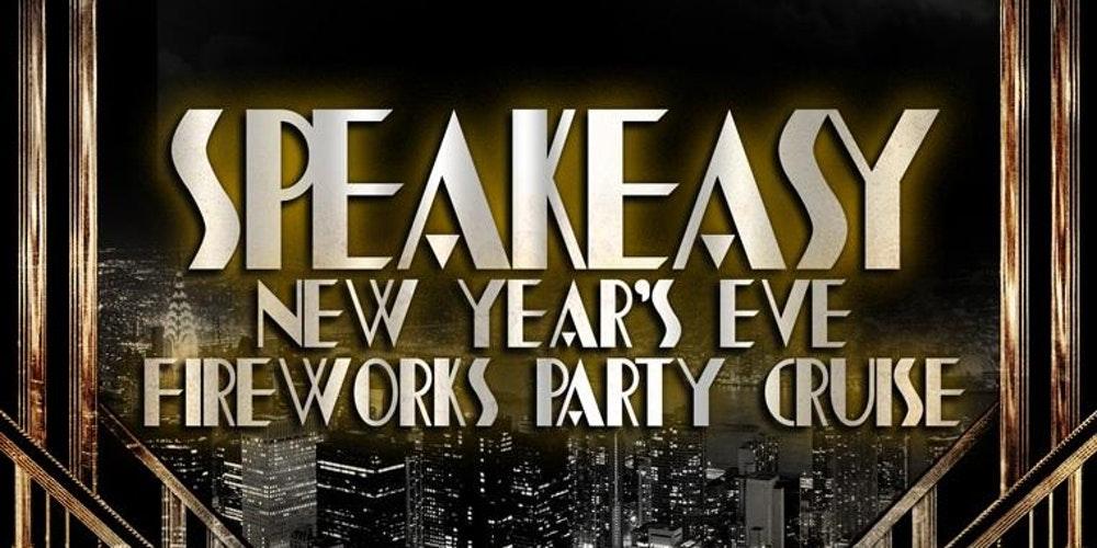 Speakeasy New Year's Eve Cruise
