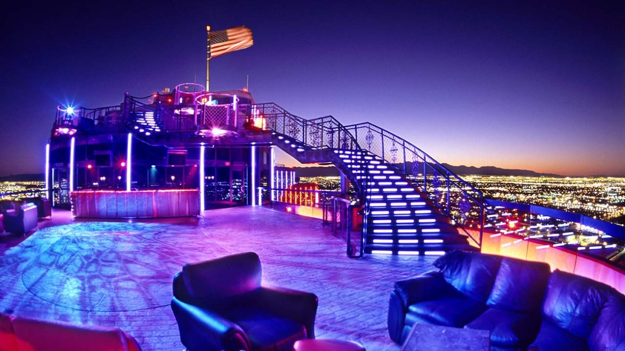 Voodoo Rooftop Nightclub and Lounge, Las Vegas