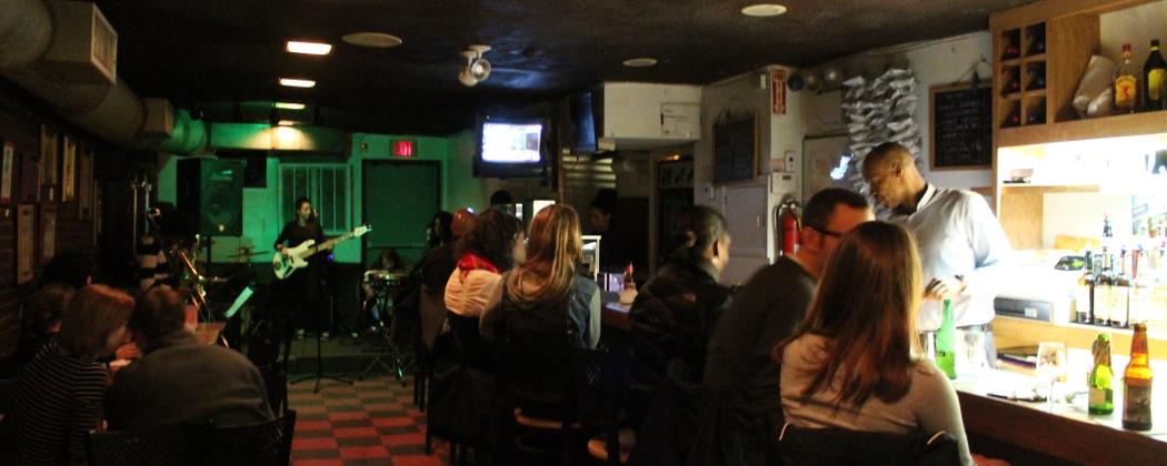 Wally's Café Nightclub, Boston