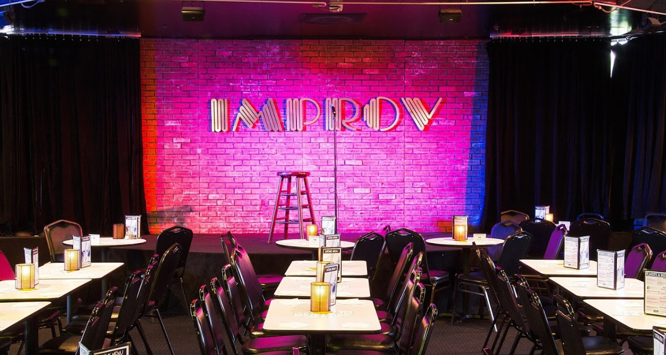 Addison Improv, Dallas