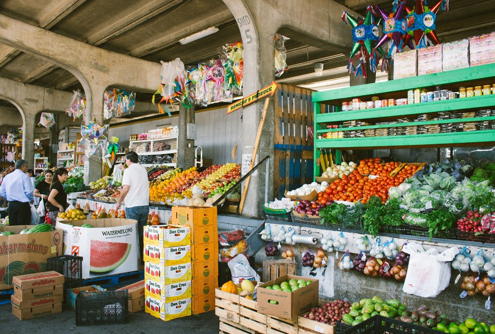 Atlanta State Farmers Market, Atlanta