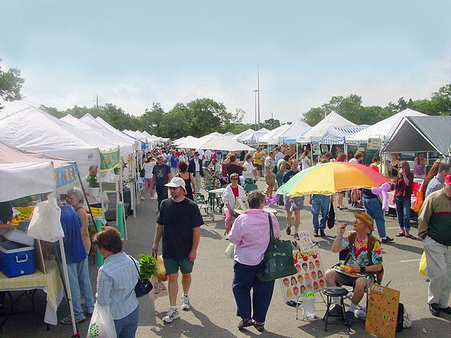 Barton CreekFarmers Market, Austin
