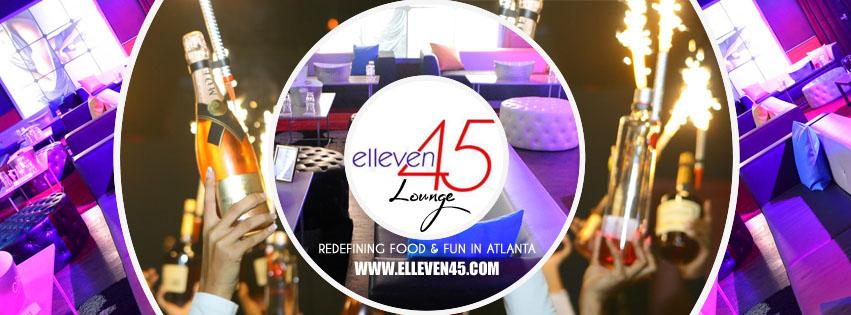 Elleven45 Lounge, Atlanta