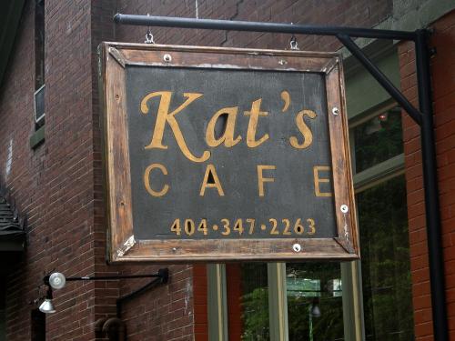 Kat's Café, Atlanta