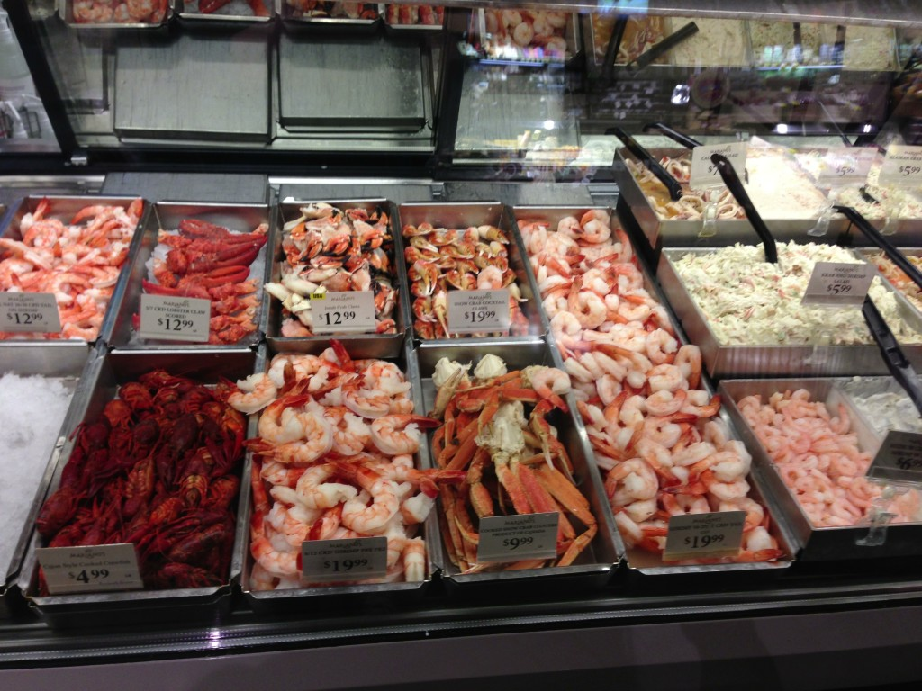 Mariano's Fish Market, Chicago