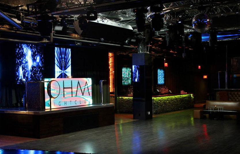 OHM Nightclub, Hollywood