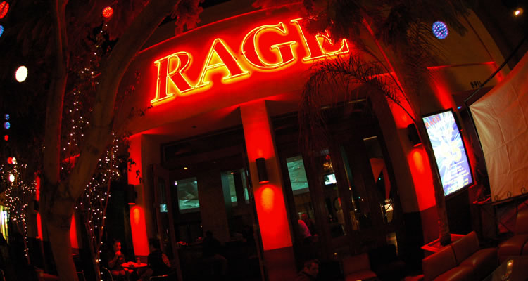 Rage, Hollywood
