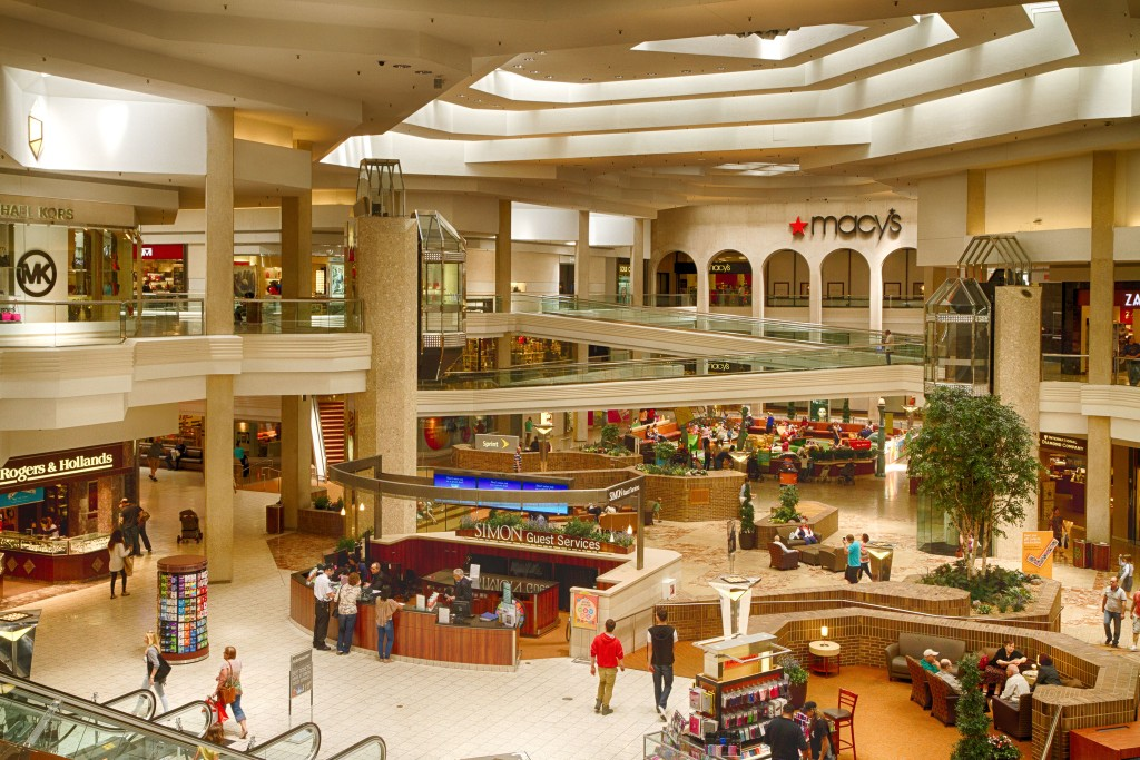 Woodfield Mall, Chicago