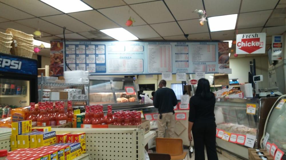 AI Fresh Fish and Chicken, Detroit