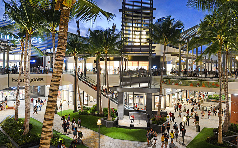 AlaMoana Center, Honolulu