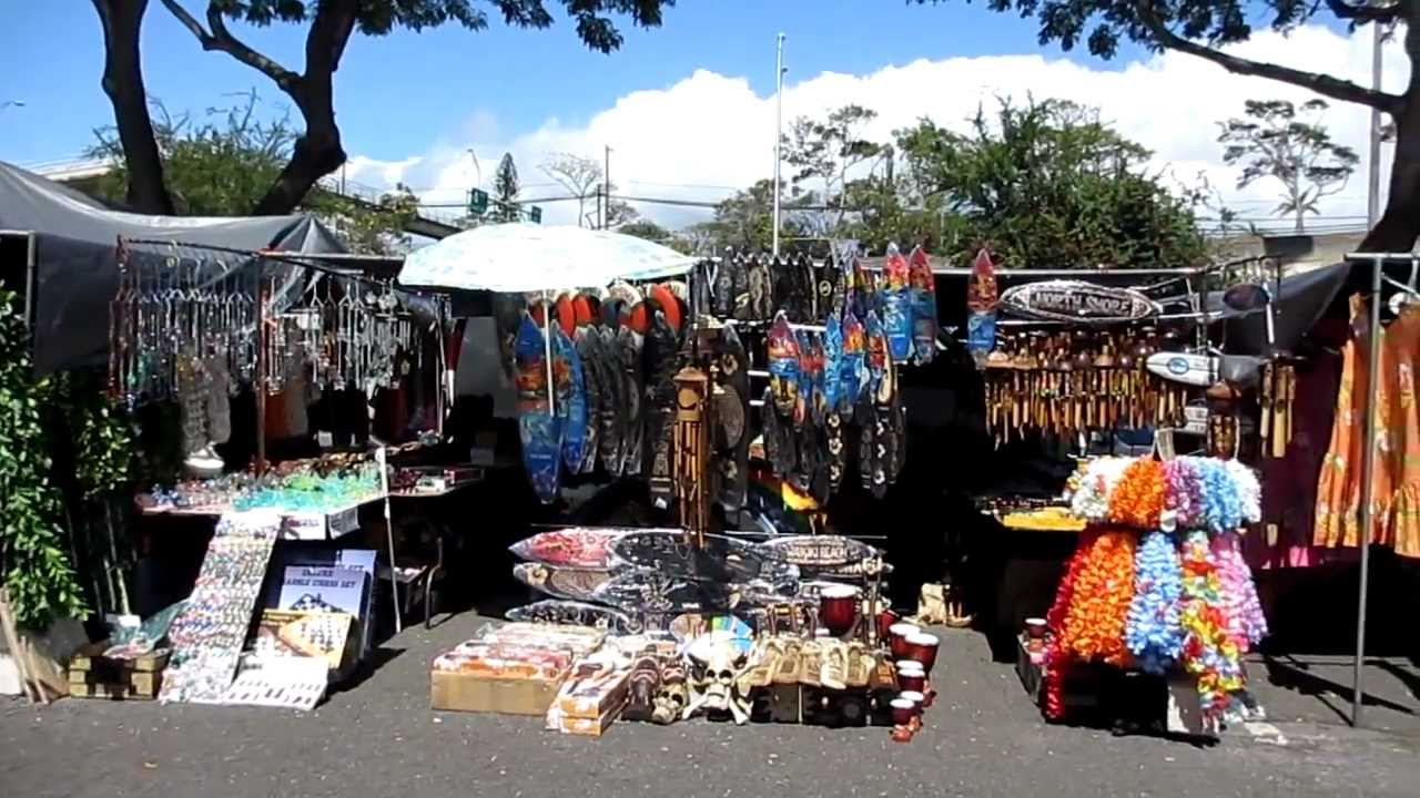 Aloha Stadium Swap Meet, Honolulu