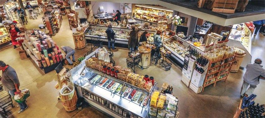 Cantoro Italian Market, Detroit