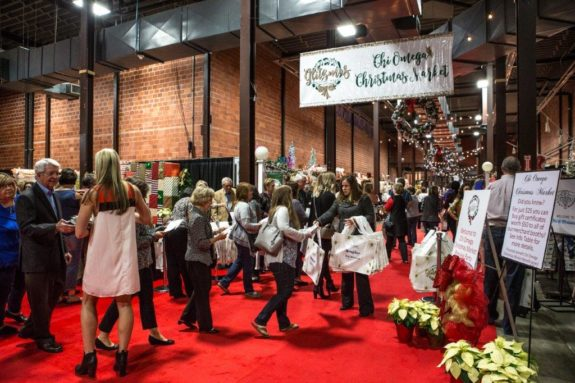 Chi Omega Christmas Market, Dallas