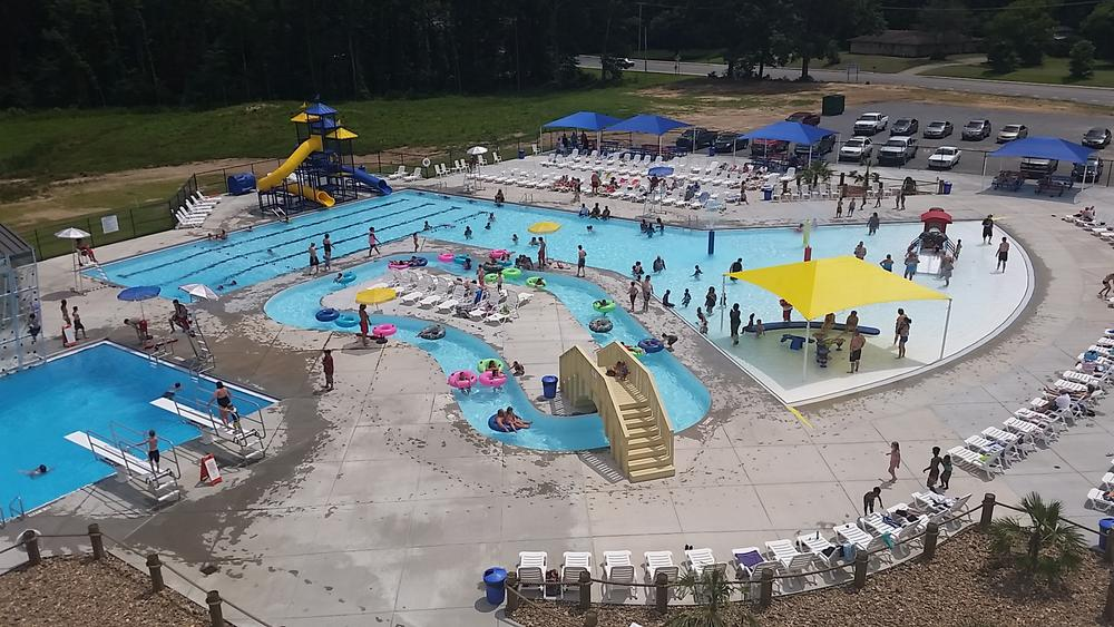 Crenshaw Springs Water Park, White Hall
