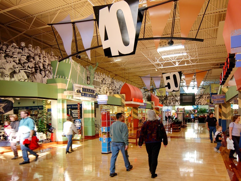 Grapevine Mills, Dallas