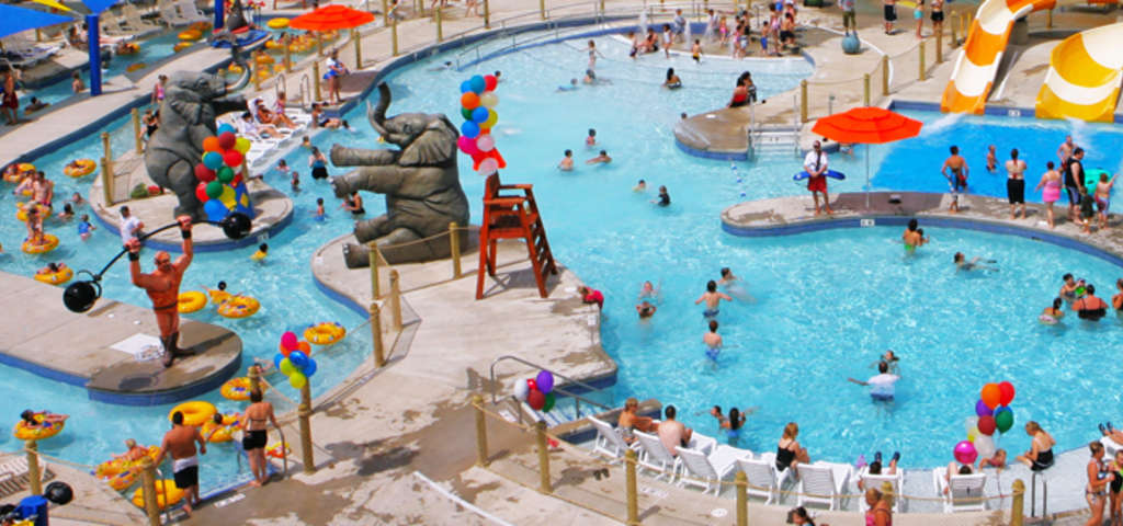 Holiday Springs Water Park, Texarkana