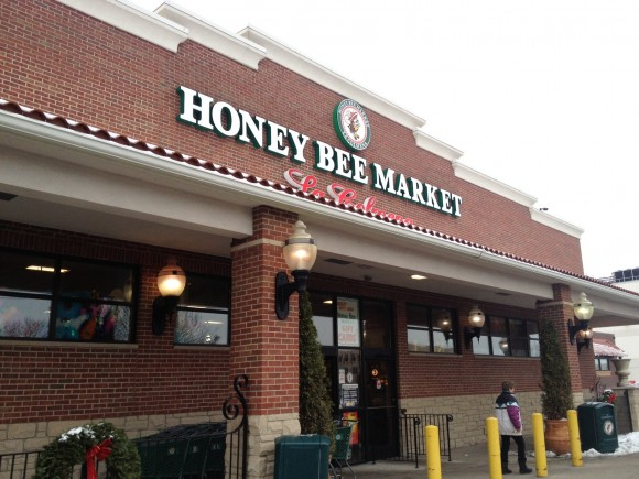 Honey Bee Market, Detroit