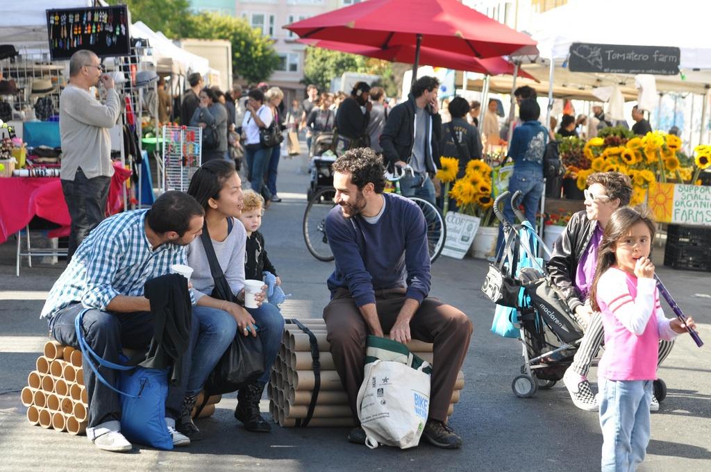 Mission Community Market, San Francisco