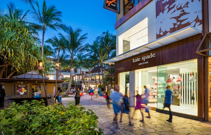 Royal Hawaiian Center, Honolulu