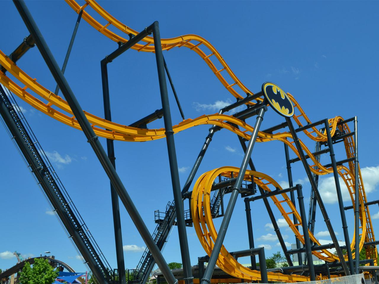 Six flags Fiesta Texas, San Antonio