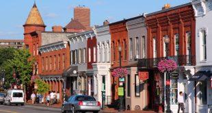 Top 10 Shopping Markets in Washington DC