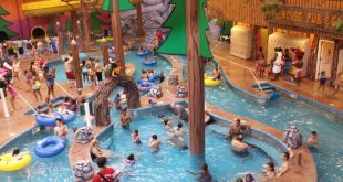 Top 10 Water Parks in Michigan