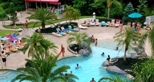 Top 10 Water Parks in Ohio