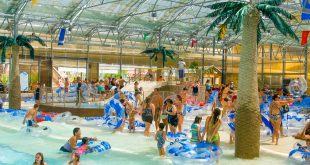 Top 10 Water Parks in Texas