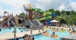 Top 10 Water Parks in Virginia