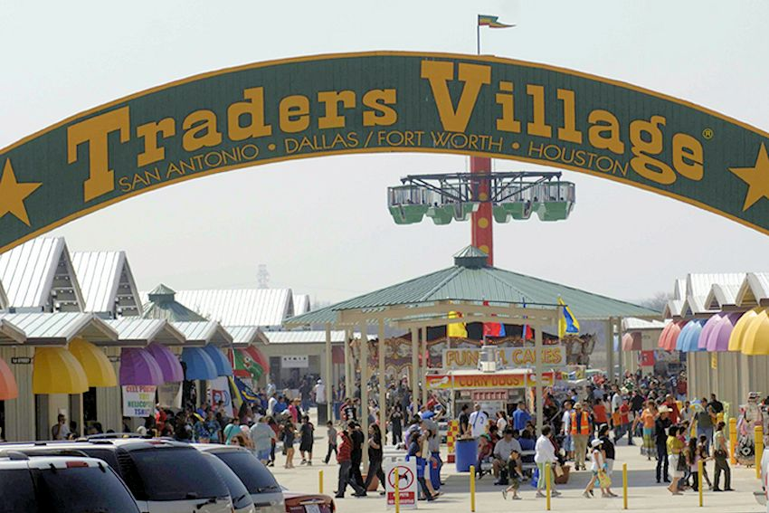 Traders Village, Dallas