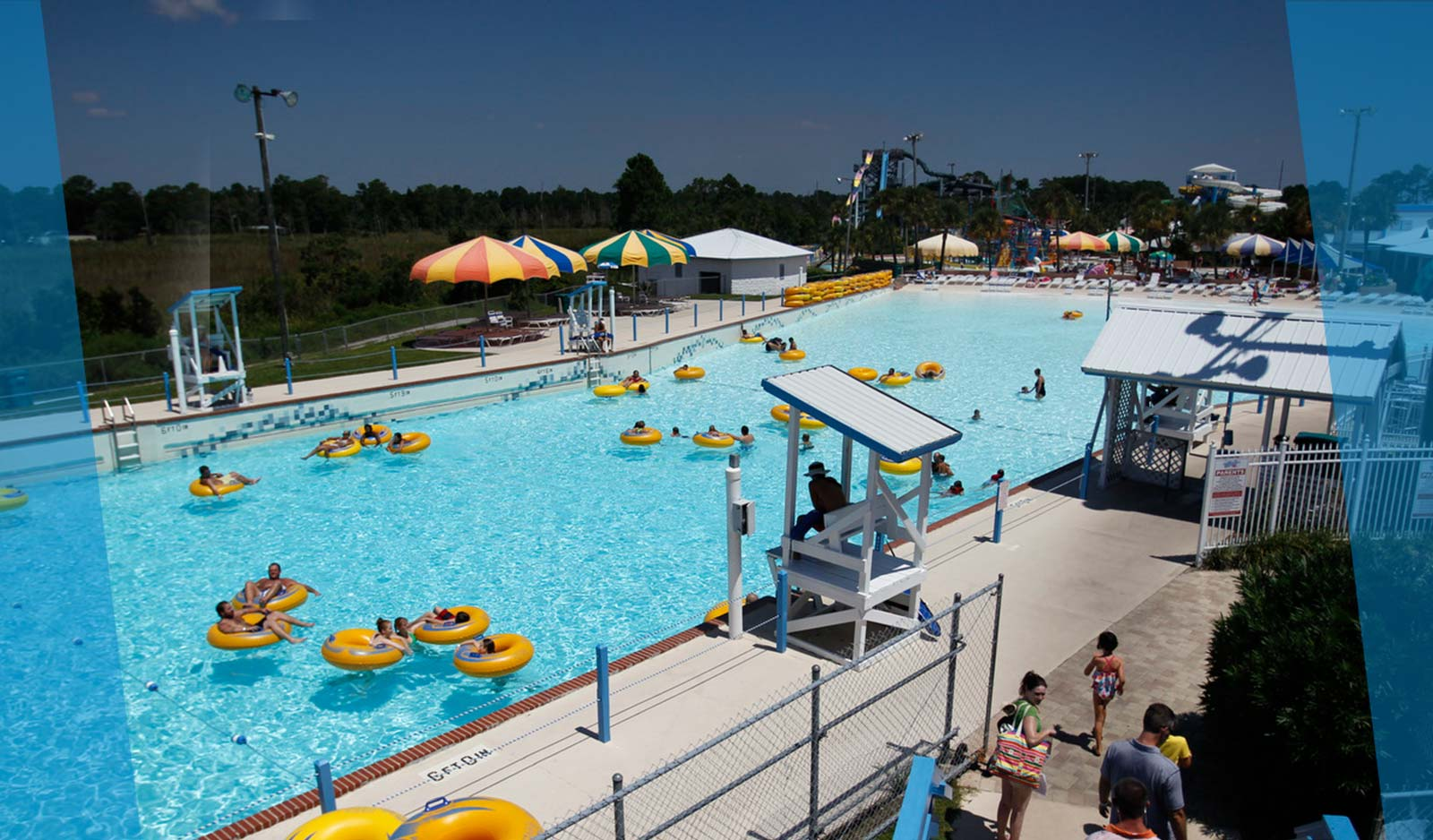 Waterville Usa Gulf Ss Source This 20 Acres Waterpark