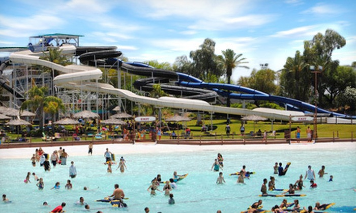 Big Surf Water Park Tempe, Tempe