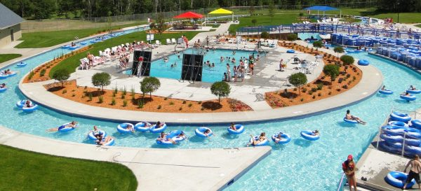 Bunker Beach Water Park, Coon Rapids