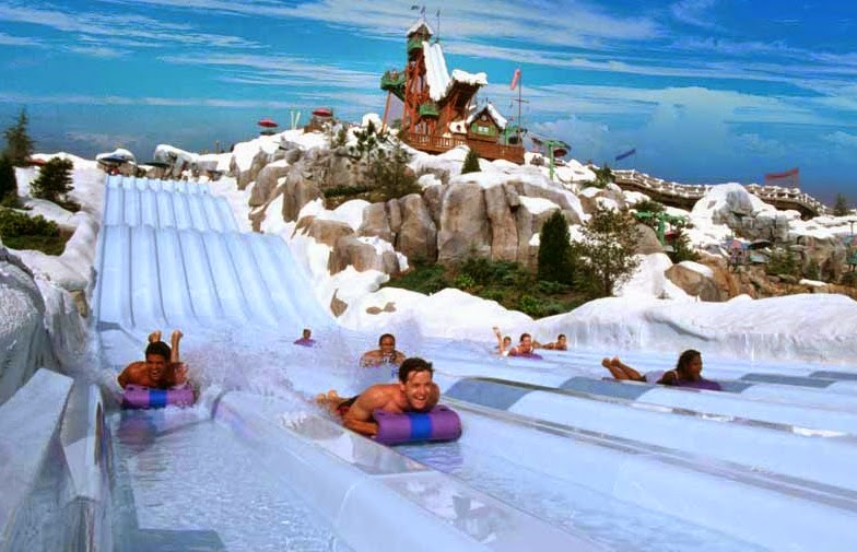 Disney's Blizzard Beach Water Park, Orlando