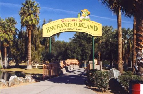 Enchanted Island Amusement Park, Phoenix