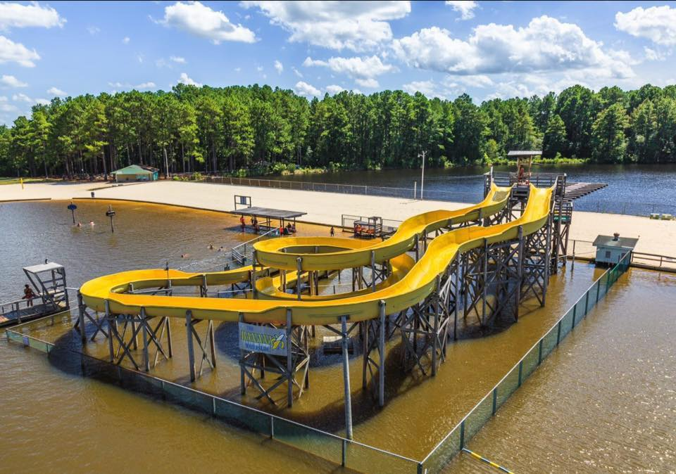 Fantasy Lake Water Park, Hope Mills