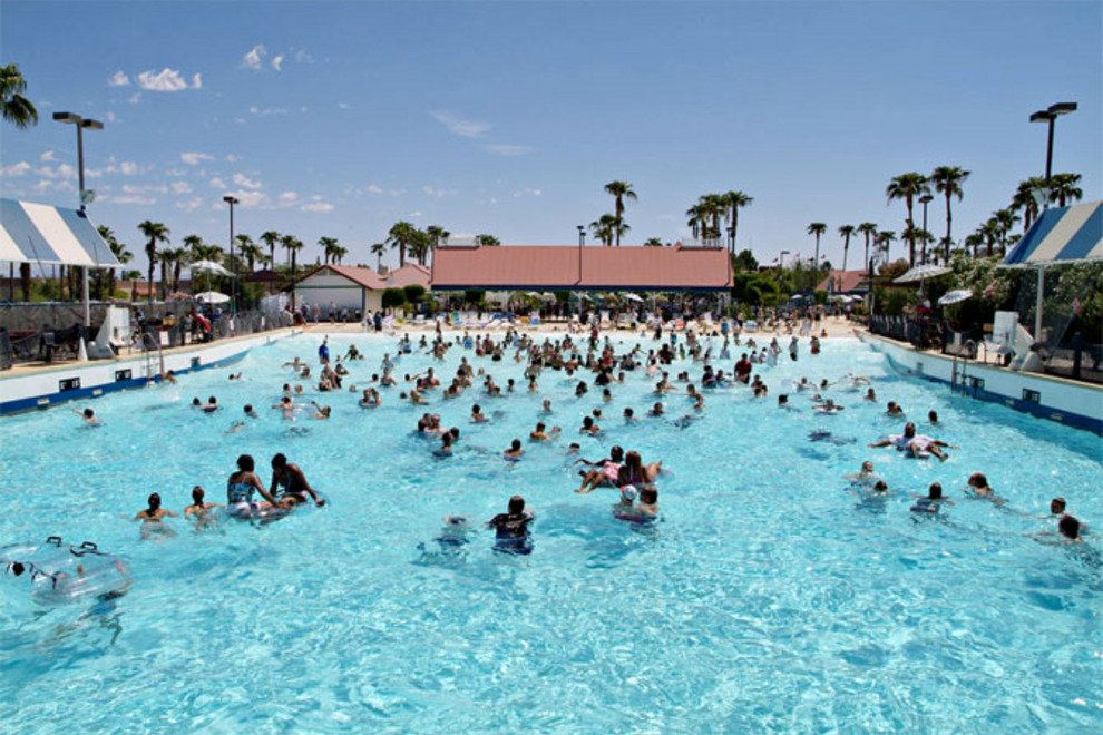 Golf land Sunsplash, Mesa