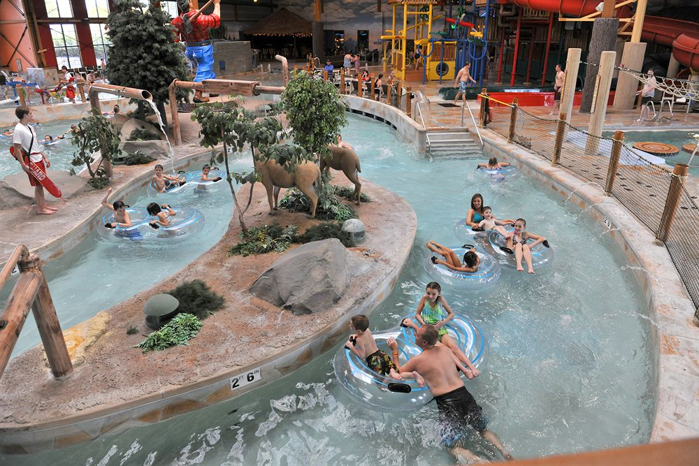 Grand Lodge Waterpark Resort, Wisconsin
