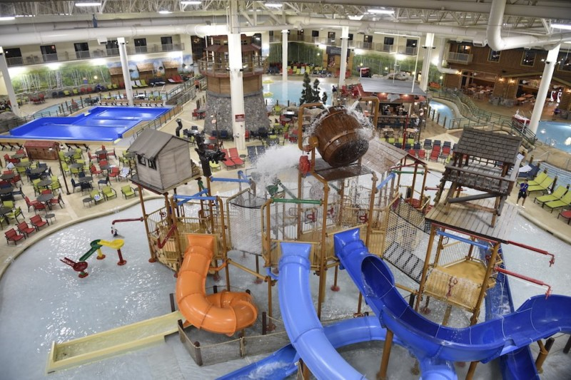 Great Wolf Lodge, Bloomington