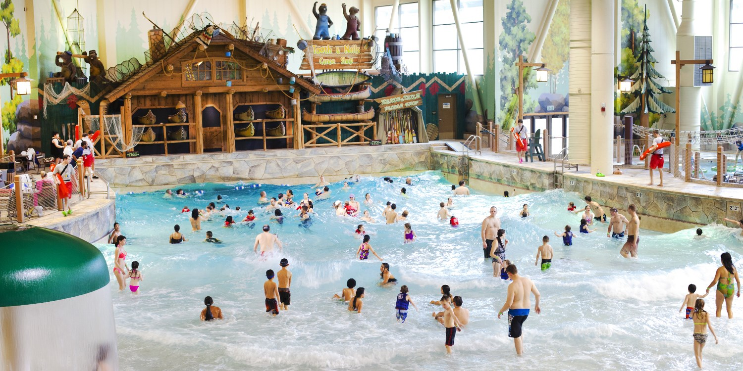 Great Wolf Lodge, Wisconsin Dells