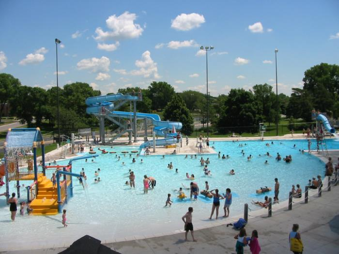 Hastings Family Aquatic Center, Hastings
