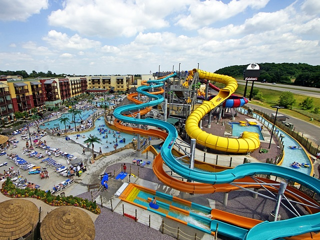 Kalahari Resorts, Wisconsin