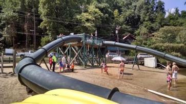 Lake Lure Water Park