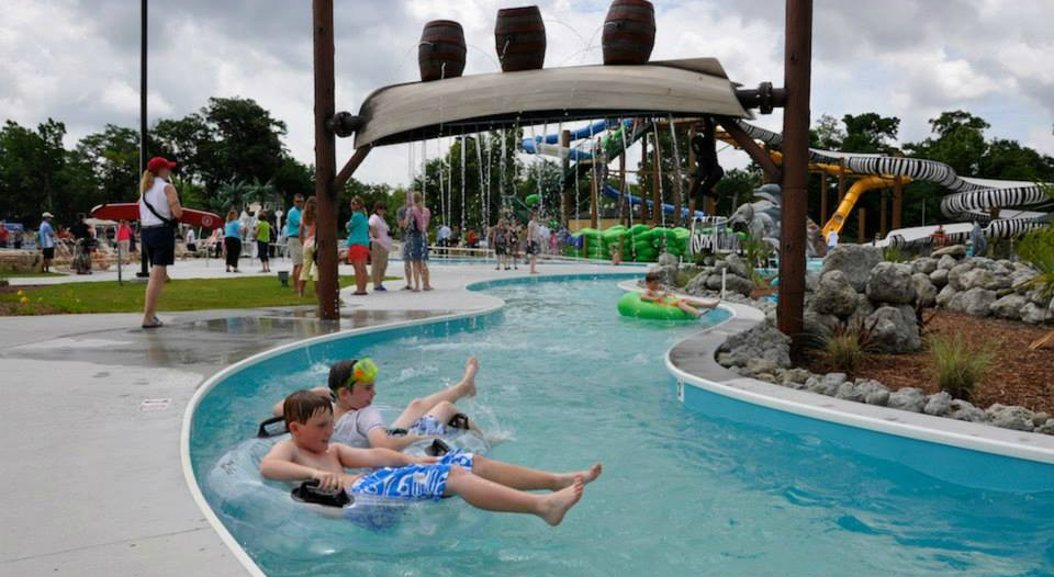 Lion's Water Adventure, Kinston